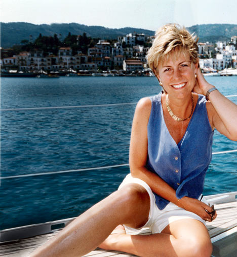 Jill Dando was at the height of her career when she was killed